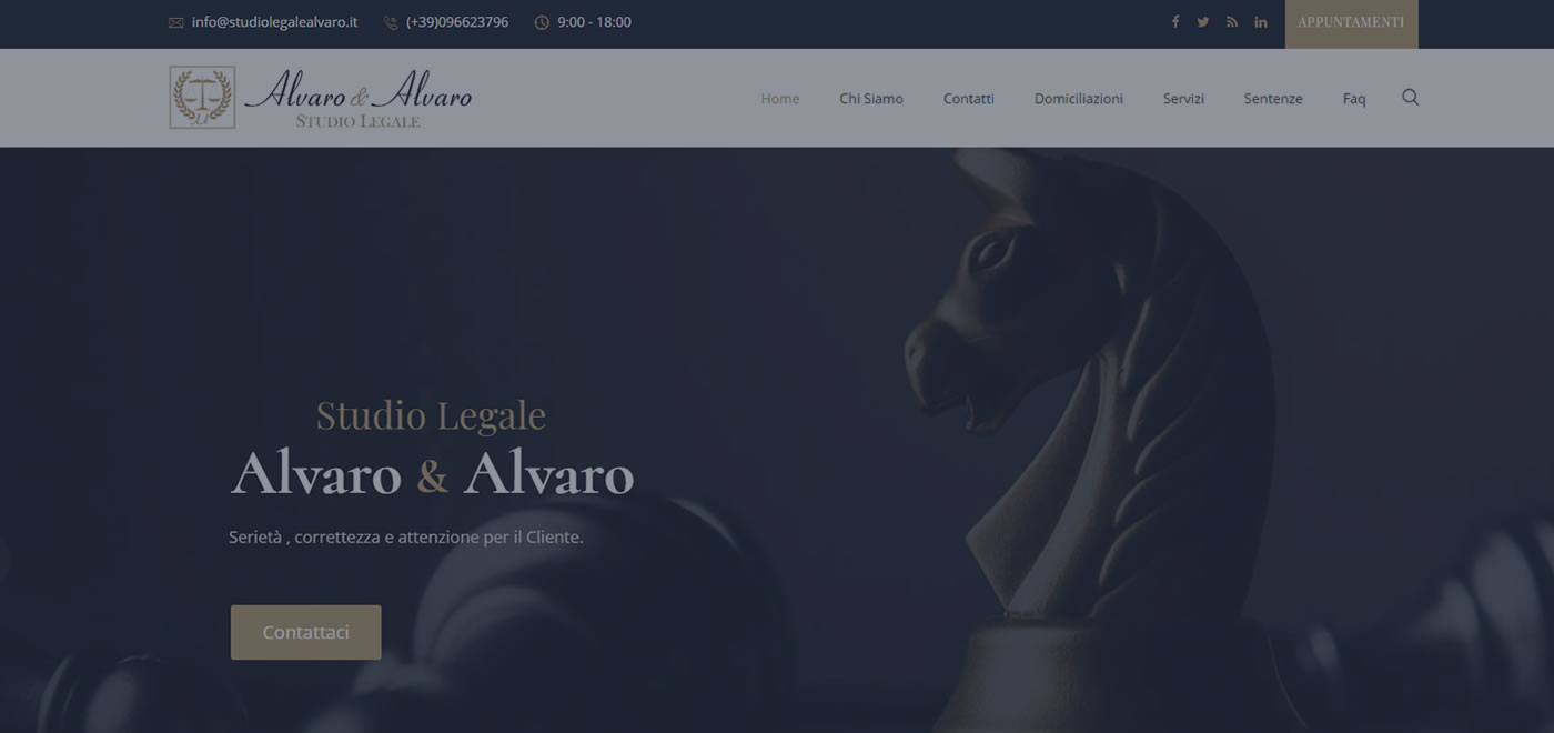 Studio Legale Alvaro e Alvaro.